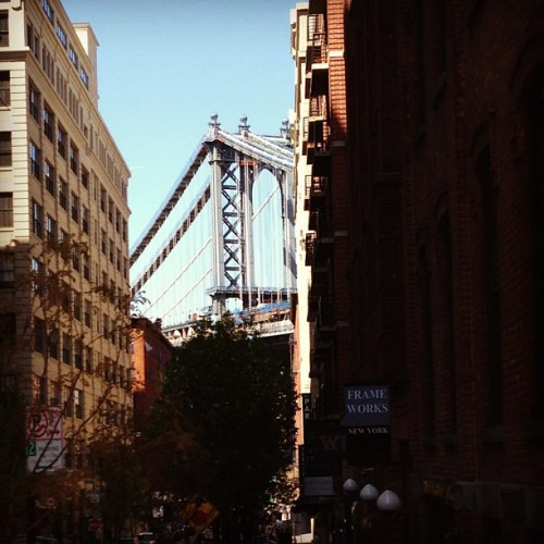 The views of #dumbo just never get old.