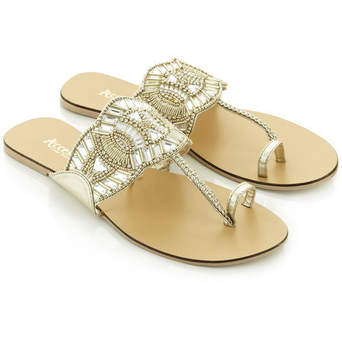 Accessorize sandals   ❤ liked on Polyvore (see more flat shoes)