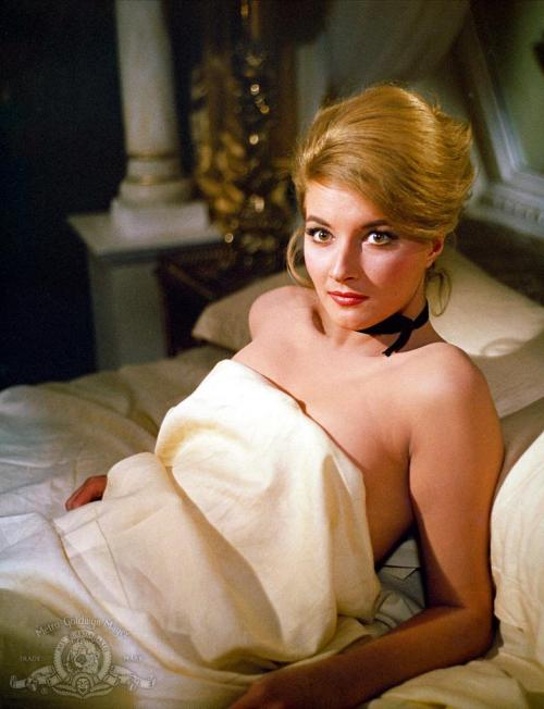 dickflix:  From Russia With Love (1963) - Daniela Bianchi