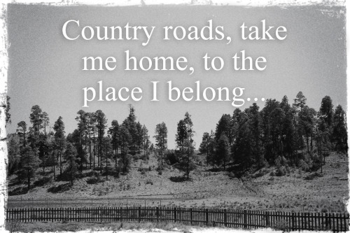 giovanni-salvatori-world:  Take me home, country roads.