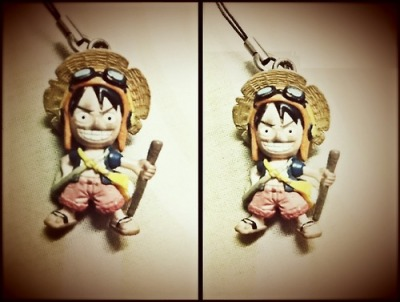 Luffy-san 😁 – View on Path.