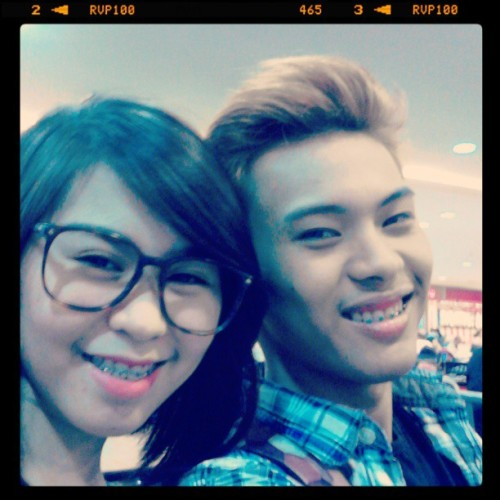 #smile #happy #saycheeze @nicoleroa (at SM Foodcourt)