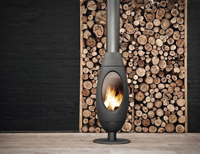 The Invicta Ove Fireplace