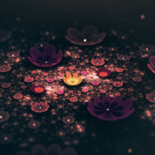 jkbbbx:  Flowerfield physis by jkbbbx