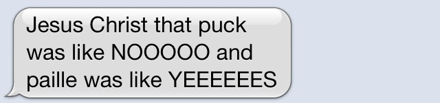 the-suicide-river:  My friends reaction to Pailles goal.