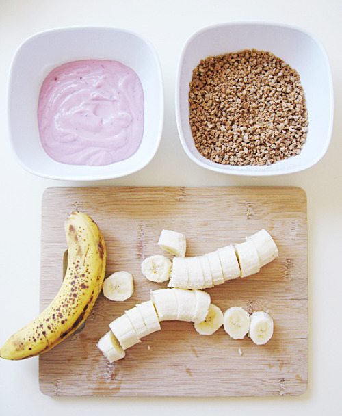 healthysabrina:  My absolute favorite breakfast!