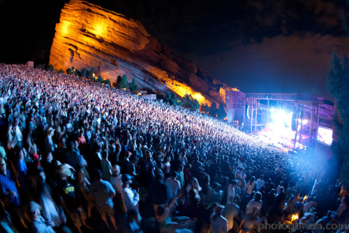 Someday Red Rocks. Someday.