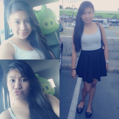 #OOTD  (at Metrowalk)