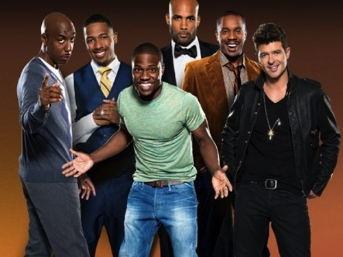Real Husbands Of Hollywood is the No. 1 sitcom on cable among adults 18-49; and Second Generation Wayans is the No. 2 new sitcom on cable among adults 18-49.  BET.