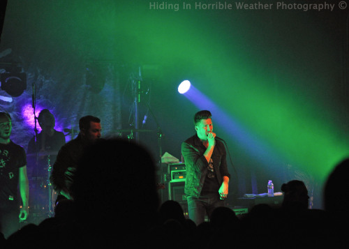 Anberlin from the Crowd, 3.3.13 @ the Showbox at the Market, in Seattle.
