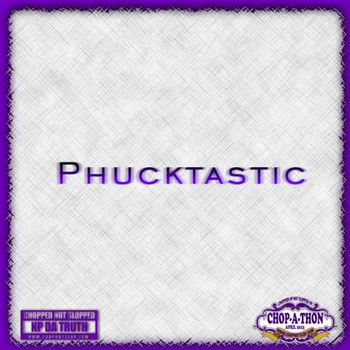"Check out my latest mixtape ""Phucktastic,"" Day 18 of the Chopstars ""April Chopathon."" Download and/or stream it from ChopNotSlop.com, Livemixtapes, Datpiff, Batshare, Sharebeast or Youtube.  1. Birdman Ft Lil Wayne, Future, Mack Maine & Nicki Minaj - ""Tapout""  2. LaShaun Ellis Ft. Johnny Rain - ""MDP (Make Daddy Proud)"" 3. Jarell Perry Ft. Nacho Picasso, Torae & Locksmith - ""First Time"" 4. ASAP Rocky - ""Same Bitch"" 5. Tyga Ft. Chris Brown - ""For The Road"" 6. Joe Budden Ft. Omarion - ""Switch Positions"" 7. T'Melle - ""Pill"" 8. The-Dream - ""IV Play"" 9. Ciara - ""Body Party"" 10. KP & Envyi - ""Swing My Way"" 11. Paula DeAnda - ""Your Place"" 12. Eric Bellinger - ""ASAP"" 13. Tribe Gvng - ""Backseat"" 14.Luke James -  ""Strawberry Vapors"" 15. Phlo Finister - ""MOD God"" 16. Julian - ""Potion"" 17. Tinashe - ""Slow"" 18. Cassie Ft. Jeremih - ""Sound Of Love"" 19. Dawn Richard - ""Northern Lights"" 20. Lucille Ghatti - ""Lady Loudpack"" 21. J. Cole Ft. Miguel - ""Power Trip"" 22. Miguel Ft. Kendrick Lamar - ""How Many Drinks (Remix)"" 23. Johnny Rain - ""Cold Water"" 24. Omarion - ""Paradise"""