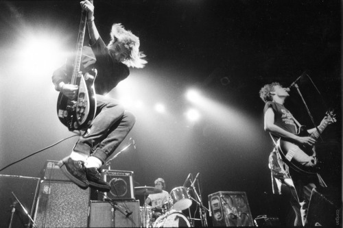 firstavenuempls:  Throwback Thursday: The Replacements in the Mainroom Photo by Dan Corrigan
