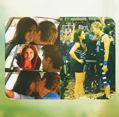 welcomtotreehill:  Brucas - S1, S4