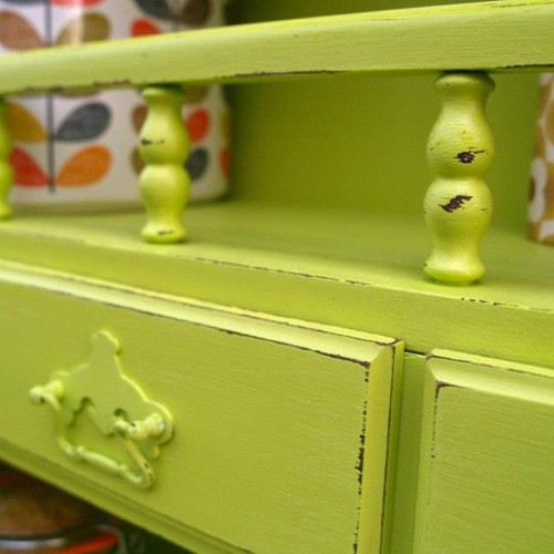 Detail shot of our new dresser #vintage #dresser #paintedfurniture #stamford #peterborough #rutland