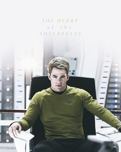 Beam me up, Captain. :P *drools*