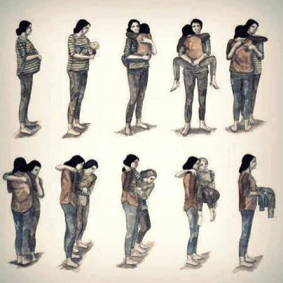 hoorayjoycelay:  eyessealedopen:  9gag:  Go and give your mom a hug.  This literally almost made me cry  my heart…