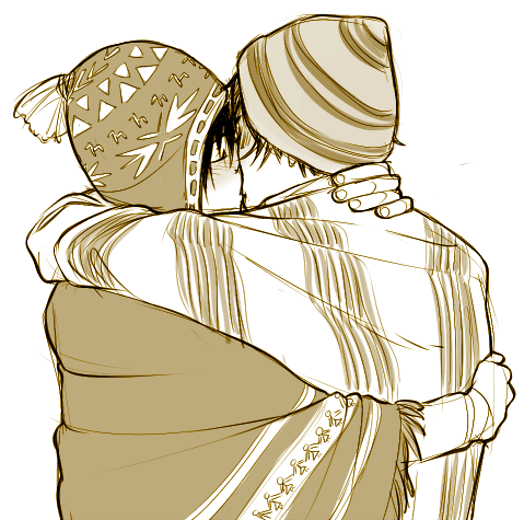 zu-art:  PeChi kiss ~~<3  THIS IS SO ROMANTIC I DON'T EVEN SDFIUJSHDHFIUSHDFIUDOHFSDIOUHFSIUH
