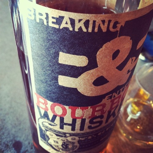 Breaking & Entering Bourbon Whiskey #SaturdaySpirits (at St. George Spirits)