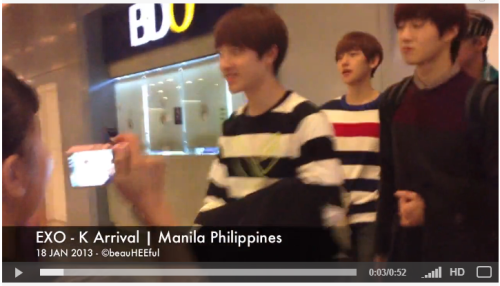 exocomics:  EXO-K ARRIVAL TO MANILA BY Hard Core Petal CLIK ON THE IMAGE OR CLICK HERE