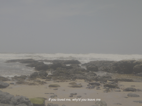 paleiure:  lyrics from Kodaline - All I Want