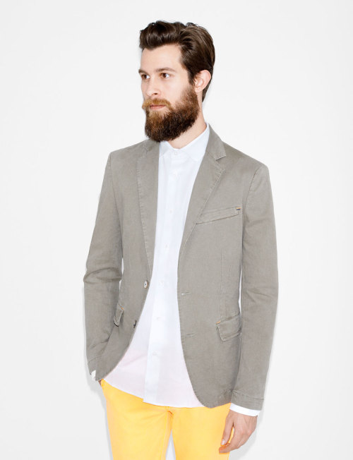beardmodel:  Pictures - MAN - LOOKBOOK - ZARA 日本