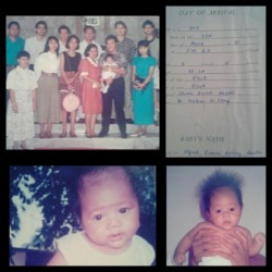 #Tbt #throwbackthursdays #1stbaptism #1stchild #ninong&ninangs #statichair #6lbs #10oz #5am