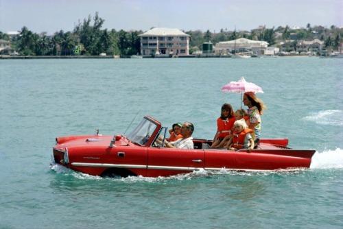 Sea Drive, Bahamas aaron 1967