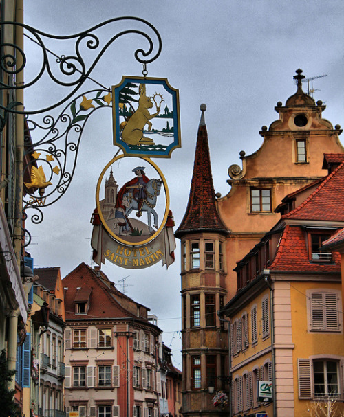 wonderfulfrance:  COLMAR, LASACE, FRANCE by toyaguerrero on Flickr.