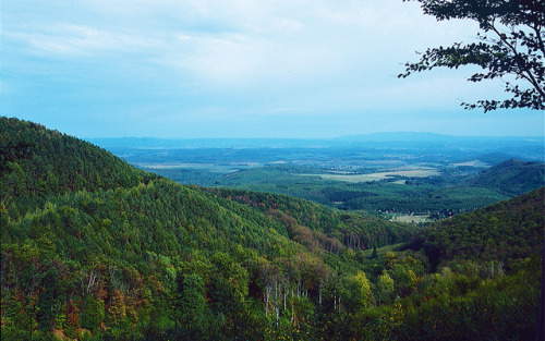 Mátra Hills, Hungary by -byline- on Flickr.