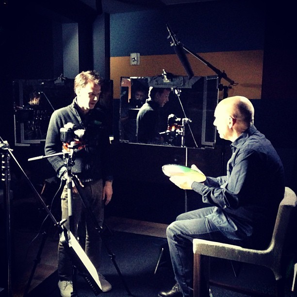 Scott Thrift interviews Brian Eno @rbma  (at Red Bull Music Academy)