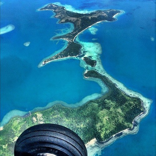 Photo from a recent flight from Taveuni to Nadi, Fiji. What a view! Follow me: Facebook | Twitter | YouTube | Instagram