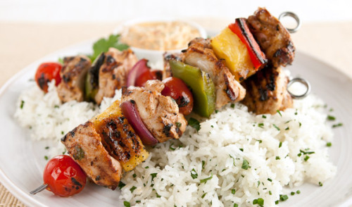 fattributes:  Lemon Yogurt Chicken Kebabs
