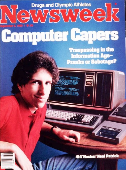 Beware All Hackers: We Were SO Onto You In…1983!