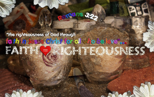 "colurful:  ""Righteousness"" Hello! I just got done with this piece and I am very pleased with it. I made this piece as a reminder to myself and as insight for others.  Sometimes when I pray, I dont feel righteous enough to talk to such a holy God. I sin everyday and it is so easy for me to feel unworthy of any good thing God can give.  I am learning to get past my feelings and instead dwell on the truth. Romans is my favorite book in the Bible because it reminds me that I am not righteous by works but I am righteous by faith in Jesus Christ :)"