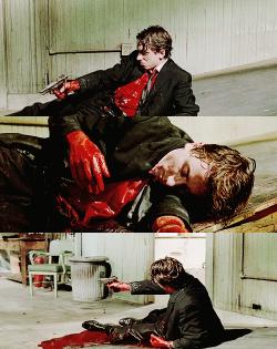 blood Quentin Tarantino Tim Roth Reservoir Dogs Trivia Mr Orange