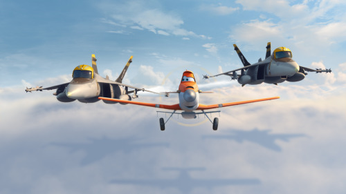 disney:  Disney's Planes take flight this August.
