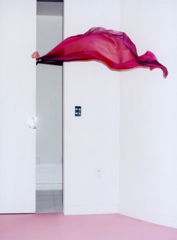 Scarf for Amica, New Jersey, 1997, Marcelo Krasilcic.