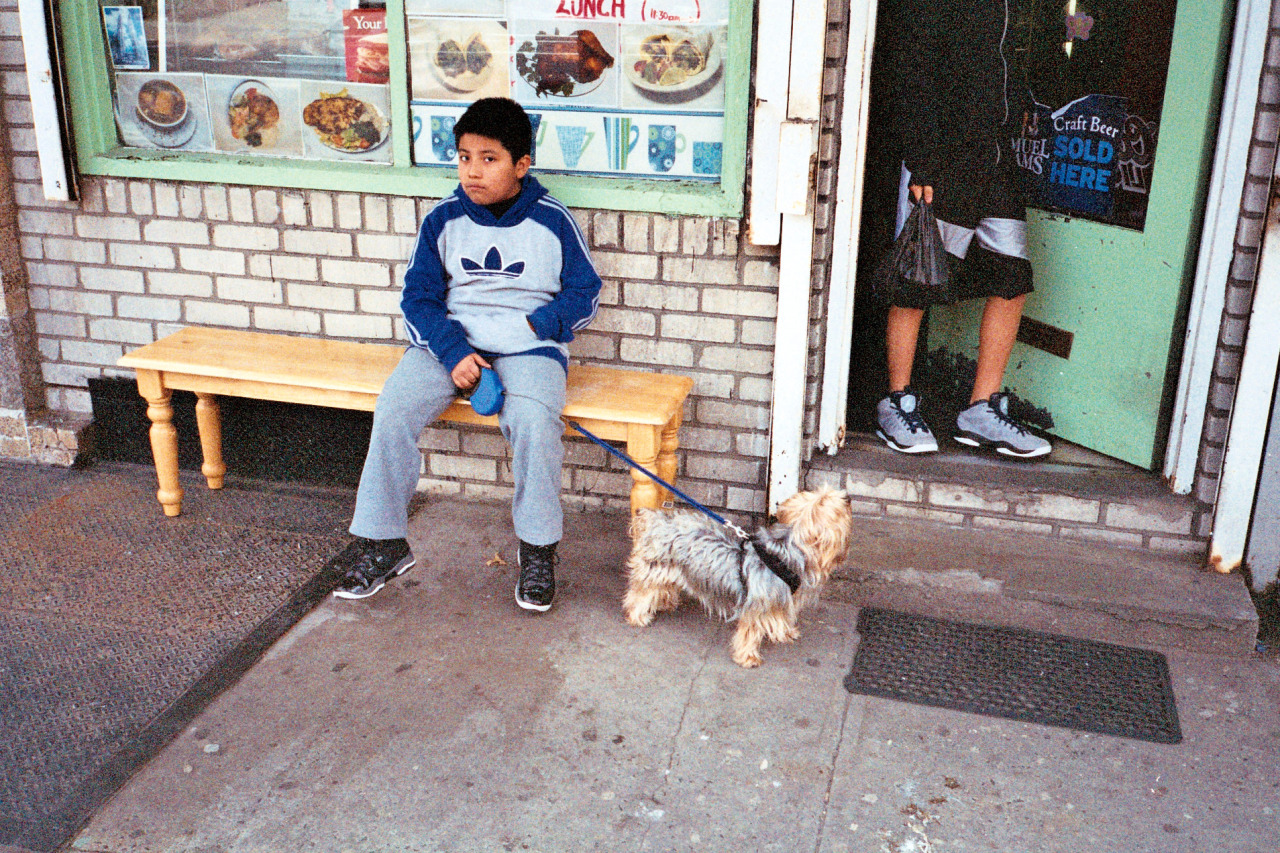 Boy & Dog © Alexander Richter