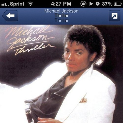 Cause this is thriller