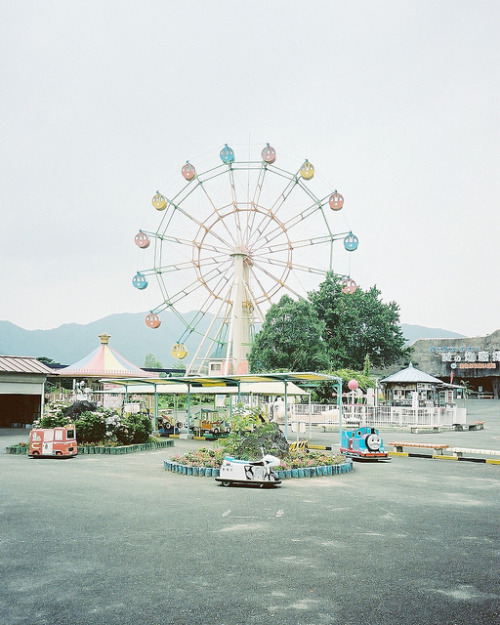 Small amusement park by hisaya katagami on Flickr.