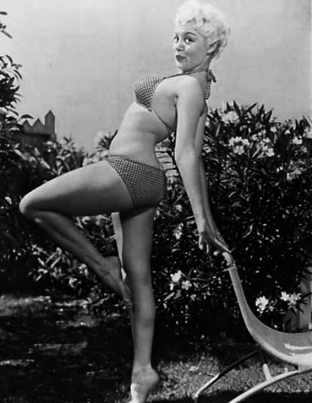 loutigergirl99:  Sheree North