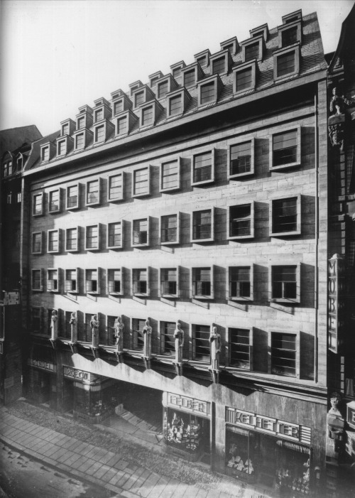 archimaps:  The Messehaus in 1929, Leipzig