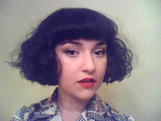 Yesterday I cut my own hair and now I look like a poodle. Hi, I'm Iris and welcome to Jackass.