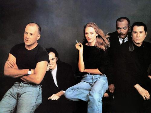 Cast Pulp Fiction