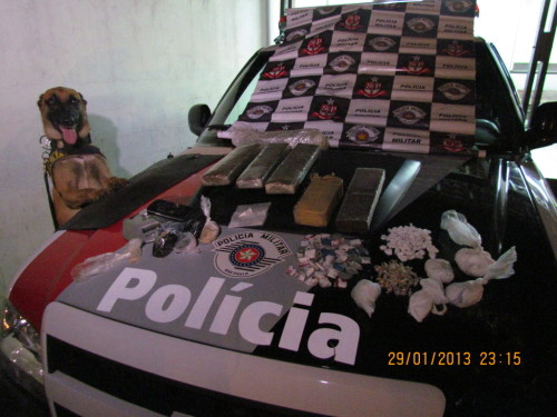 a tumblr dedicated to brazilian police art