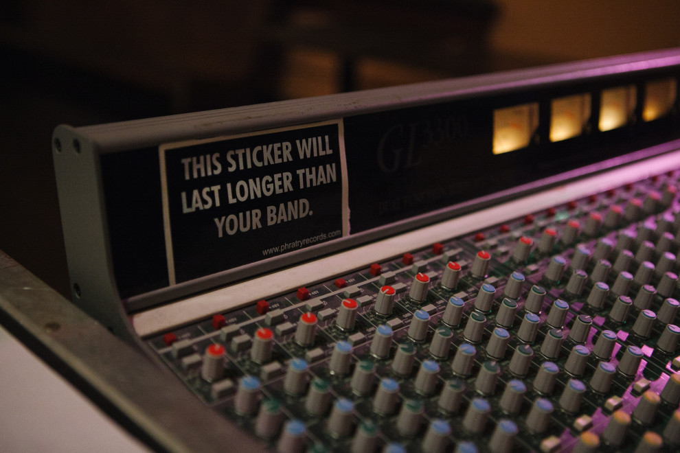 laughingsquid:  This Sticker Will Last Longer Than Your Band  True!