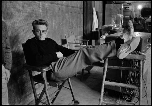 James Dean x Jack Purcell