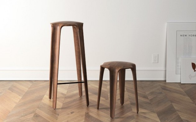 somethingwell:  applejack stool by jonathan rowell via contemporist