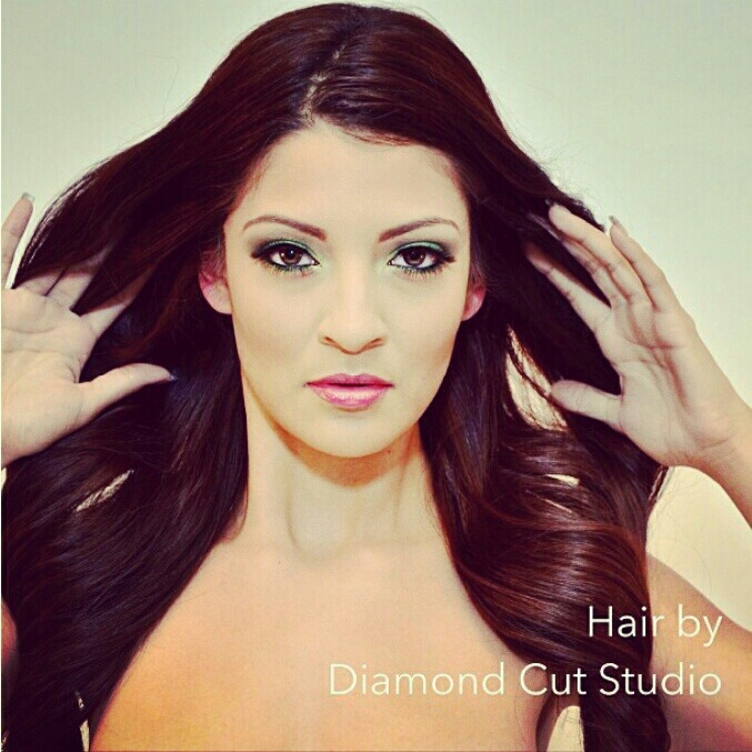 Modeling for Diamond Cut Studio (Houston, Tx)