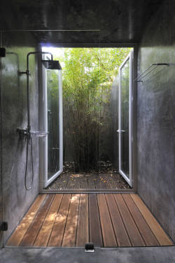 justthedesign:  Bathroom At Banzao House By Frederico Valsassina Arquitecto Photography By João Carmo Simões